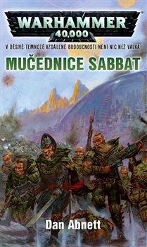 Obálka titulu Mučednice Sabbat