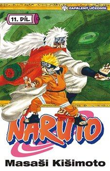 Obálka titulu Naruto 11: Zapálený učedník