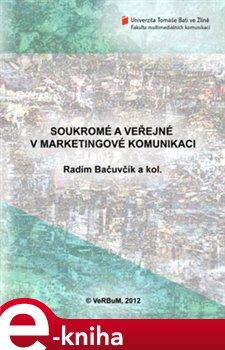 Obálka titulu Soukromé a veřejné v marketingové komunikaci