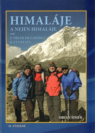 Himaláje a nejen Himaláje - Milan Šimek   Booksquad.ink