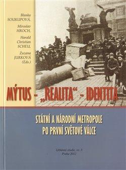 Obálka titulu Státní a národní metropole po první světové válce