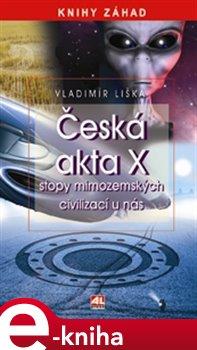 Obálka titulu Česká akta X