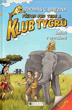 Obálka titulu Safari v ohrožení
