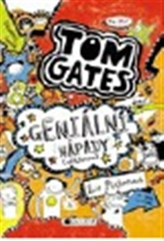 Obálka titulu Tom Gates – Geniální nápady (většinou)