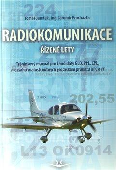 Obálka titulu Radiokomunikace