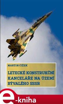Obálka titulu Letecké konstrukční kanceláře na území bývalého SSSR
