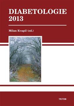 Obálka titulu Diabetologie 2013