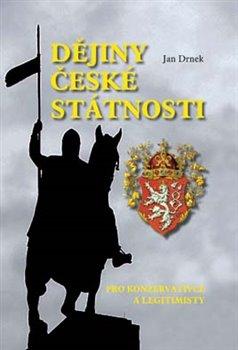 Obálka titulu Dějiny české státnosti