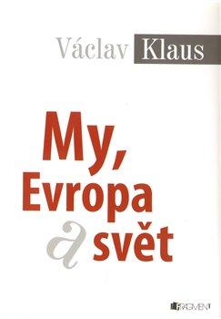 Obálka titulu My, Evropa a svět