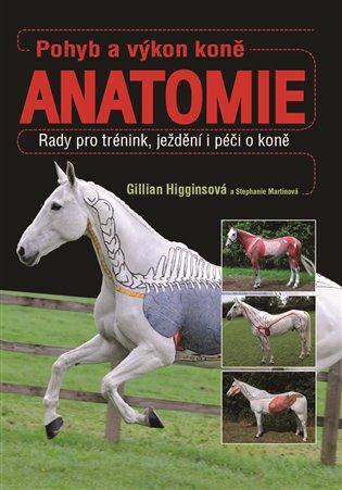 Pohyb a výkon koně - Anatomie:Rady pro trénink, ježdění i péči o koně - Gillian Higginsová, | Booksquad.ink