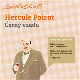 Hercule Poirot - Černý vzadu