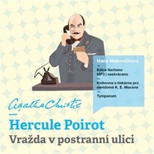 Hercule Poirot - Vražda v postranní ulici