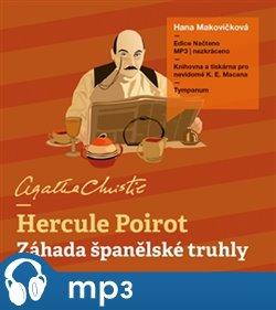 Obálka titulu Hercule Poirot - Záhada španělské truhly