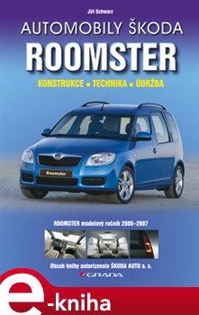 Obálka titulu Automobily Škoda Roomster