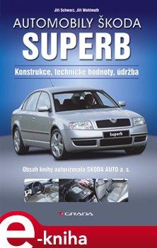 Obálka titulu Automobily Škoda Superb