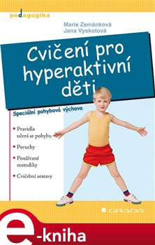 Obálka titulu Cvičení pro hyperaktivní děti