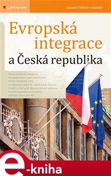 Obálka titulu Evropská integrace a Česká republika