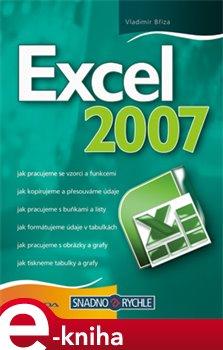 Obálka titulu Excel 2007