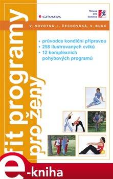 Obálka titulu Fit programy pro ženy