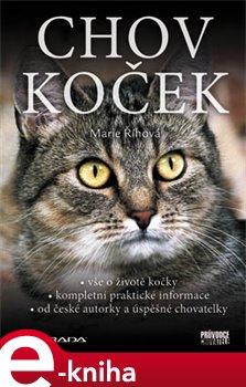 Obálka titulu Chov koček