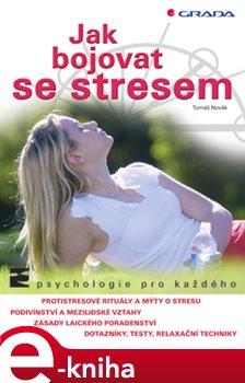 Obálka titulu Jak bojovat se stresem
