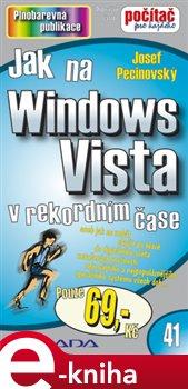 Obálka titulu Jak na Windows Vista