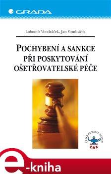 Obálka titulu Pochybení a sankce při poskytování ošetřovatelské péče