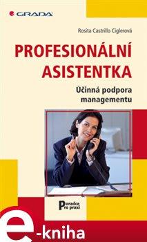 Obálka titulu Profesionální asistentka