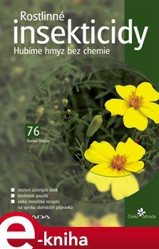 Obálka titulu Rostlinné insekticidy