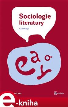 Obálka titulu Sociologie literatury
