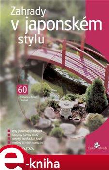 Obálka titulu Zahrady v japonském stylu