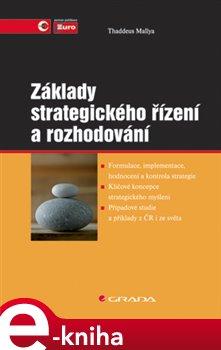 Obálka titulu Základy strategického řízení a rozhodování