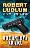 Obálka knihy Bourneova zrada