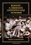 Obálka knihy Bohové a hrdinové antických bájí