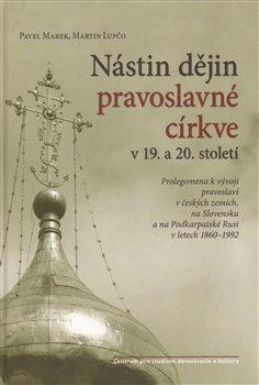 Obálka titulu Nástin dějin pravoslavné církve