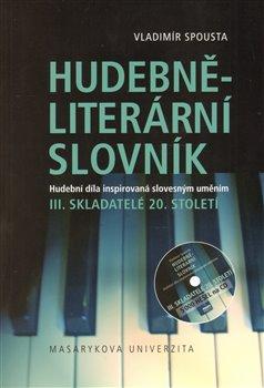Obálka titulu Hudebně-literární slovník III.