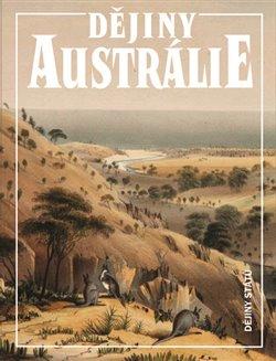 Obálka titulu Dějiny Austrálie