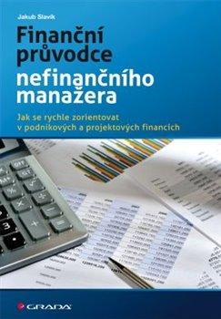 Obálka titulu Finanční průvodce nefinančního manažera