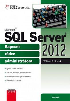 Obálka titulu Microsoft SQL Server 2012