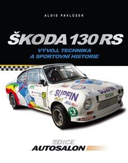 Obálka titulu Škoda 130 RS