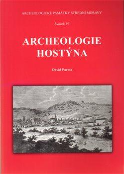 Obálka titulu Archeologie Hostýna