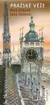 Obálka titulu Pražské věže