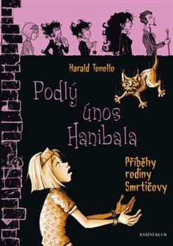 Obálka titulu Podlý únos Hanibala