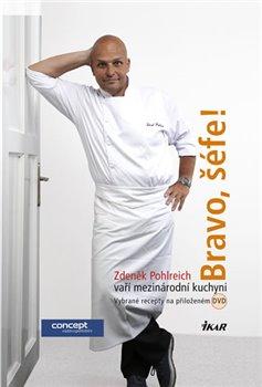 Obálka titulu Bravo, šéfe! + DVD