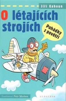Obálka titulu O létajících strojích