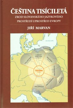 Obálka titulu Čeština tisíciletá