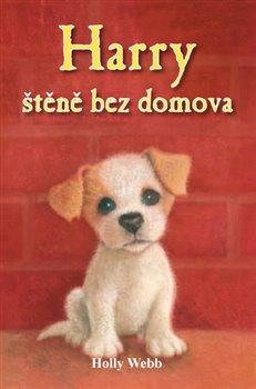Obálka titulu Harry, štěně bez domova