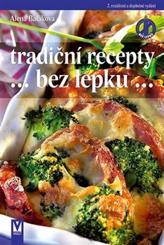 Obálka titulu Tradiční recepty bez lepku