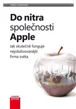 Obálka titulu Do nitra společnosti Apple