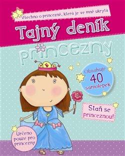 Obálka titulu Tajný deník princezny